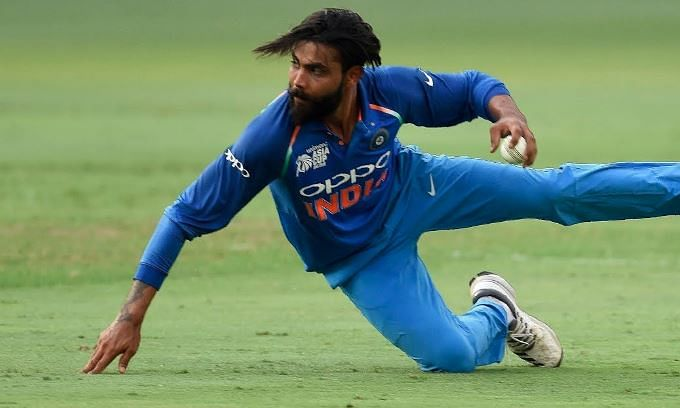 Ravindra Jadeja becomes the No.1 fielder who saved most runs