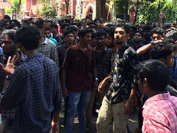 Spawning violence; SFI letting loose anarchy on campuses