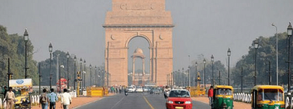 Delhi dry spell to continue