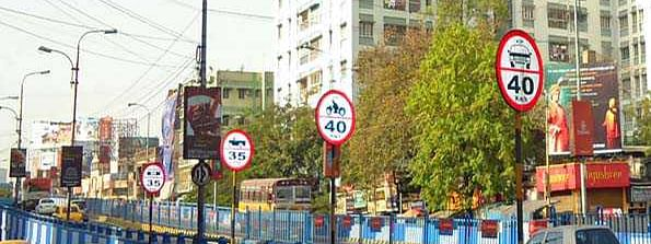 Bengal Govt to ensure proper signs and markings on all its roads
