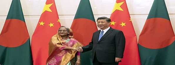 Rohingya repatriation: Xi-Hasina agree for speedy solution