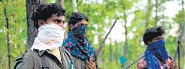 3 Maoists held with levy, 1,548 cartridges in Latehar