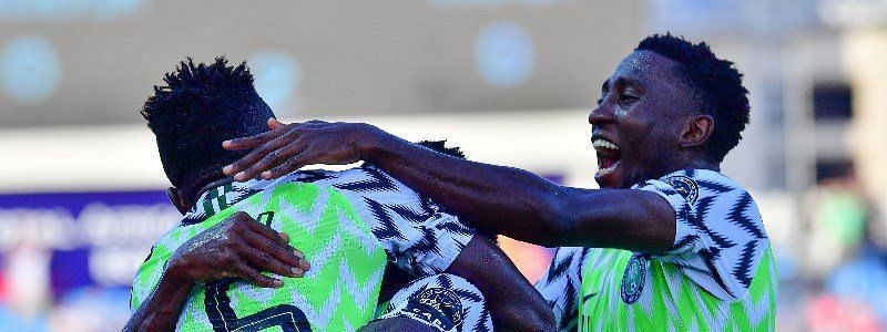 Nigerians hails Super Eagles win over Cameroon at AFCON