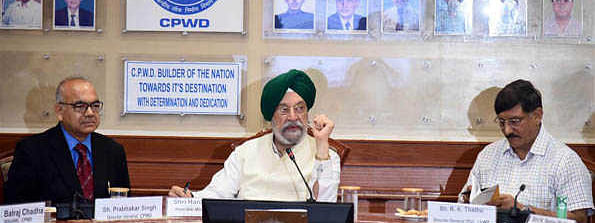 CPWD is market leader in sustainable infrastructure development: Puri