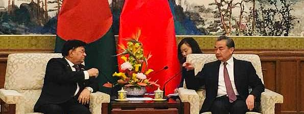 China to encourage Myanmar to start repatriation of Rohingyas: Chinese Foreign Minister