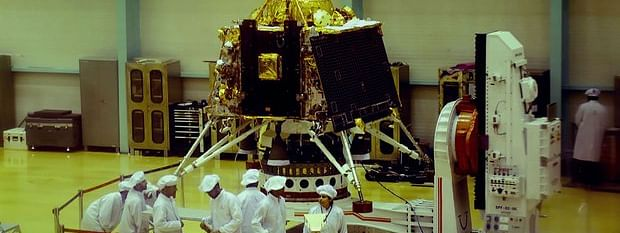ISRO gears up for second lunar mission on July 15