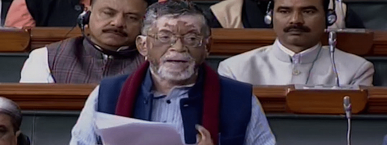 Govt introduces two Labour Bills in LS