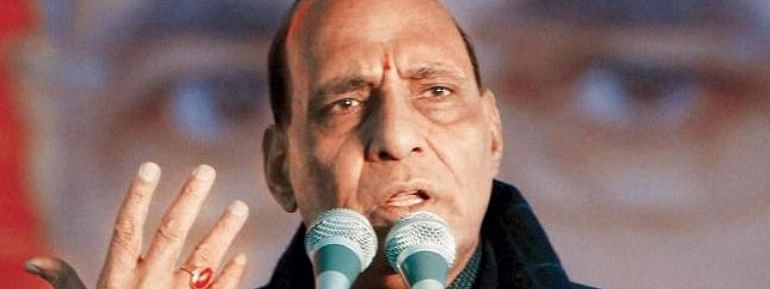 Rahul triggered resignation spree: Rajnath