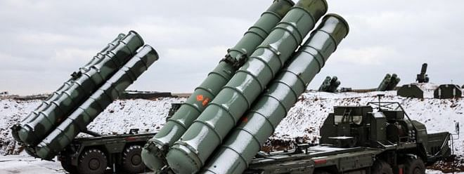 Russian missiles for Turkey to defy US