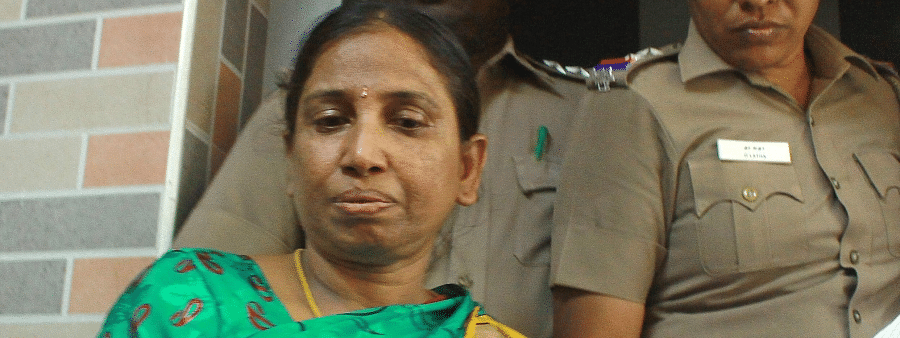 HC extends Rajiv case life convict Nalini's parole by three weeks