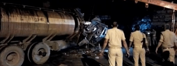 Five killed in road accident in UP's Bijnore