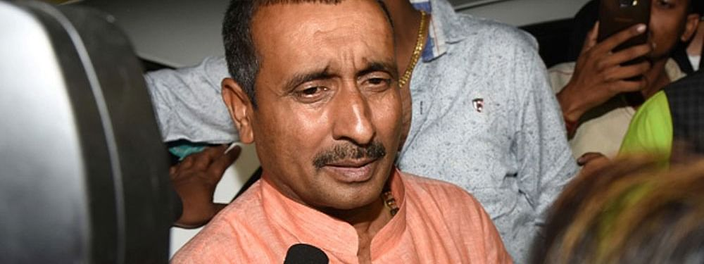 Unnao cases: Arms licence of expelled BJP MLA cancelled