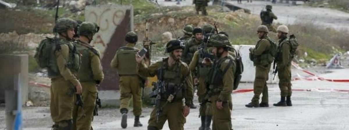 Israel defense forces kill armed militants
