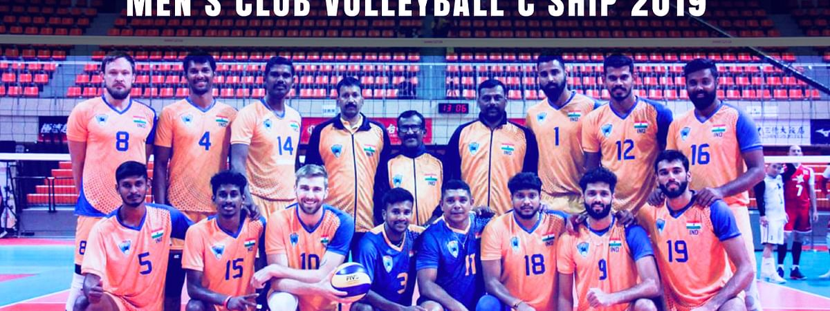 Asian Men's Volleyball C'ship: India kick-off campaign against China