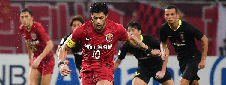 Hulk saves SIPG in AFC Champions League