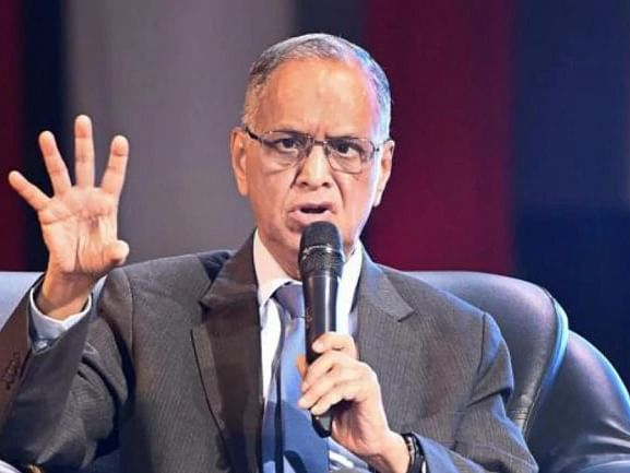 Investor trust at record high, says Narayana Murthy