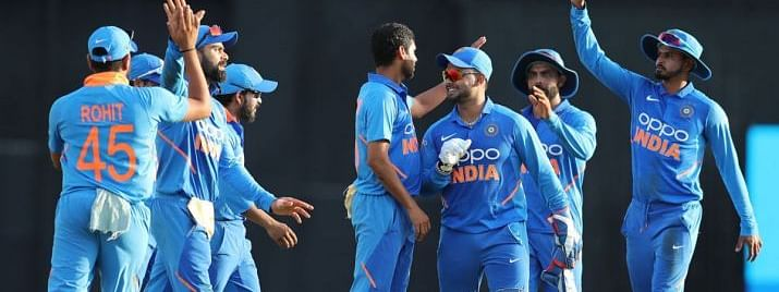 India win second ODI by 59 runs after D/L method