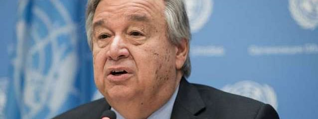 This is not summer of our youth, UN chief warns