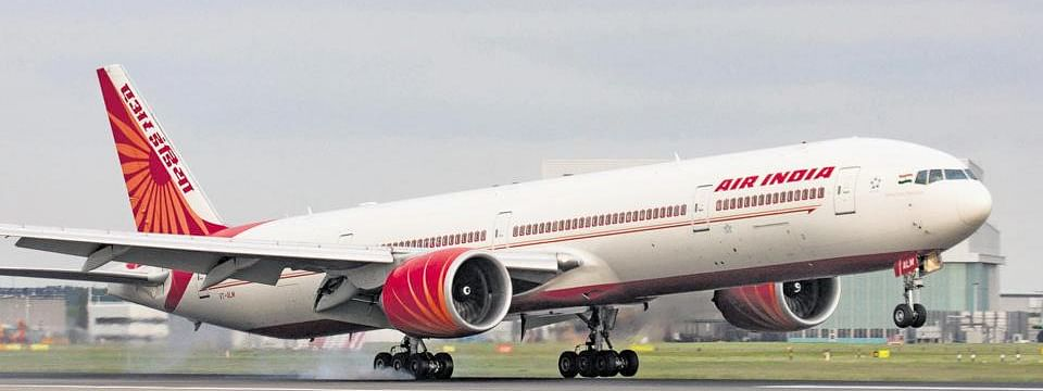 Air India decides to ban use of plastic in its flights from Oct 2