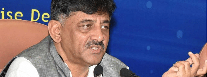 Karnataka HC rejects DK Shivakumar's plea; ED serves notice