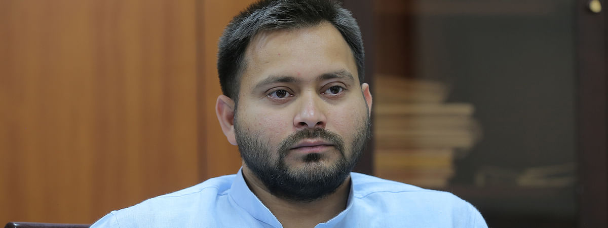 'Administration has surrendered itself before government in Bihar': Tejaswi