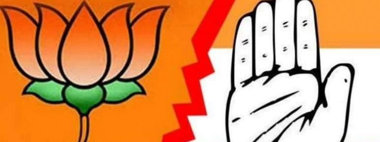 Democracy stands dead in the hands of BJP: Cong