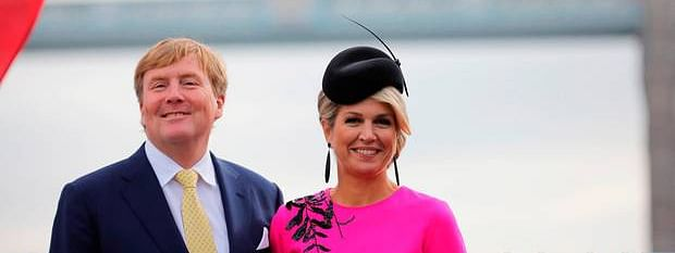 Dutch Queen and King to visit God's own country in October 2019