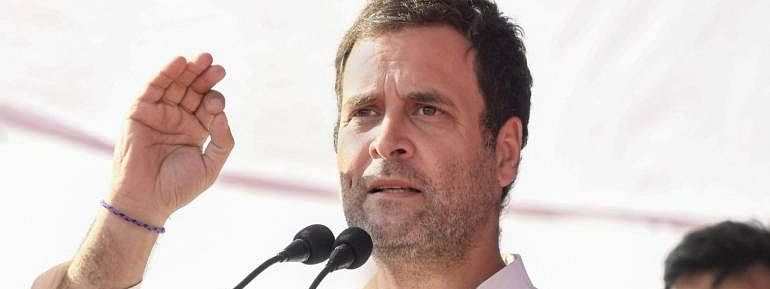 PM & FM clueless about solving economic disaster: Rahul