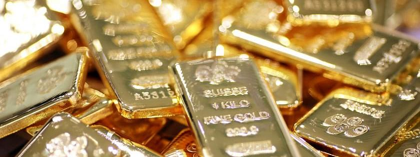 Dip in demand eased off Gold Prices by Rs. 500