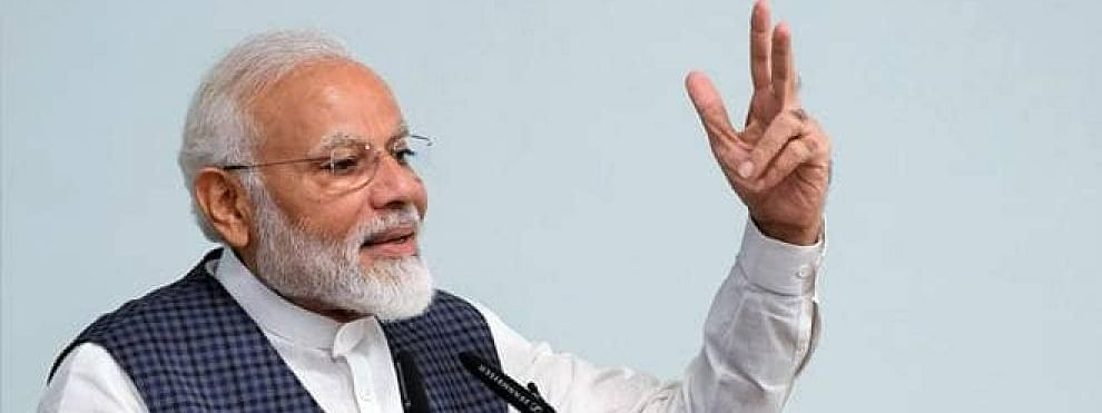 PM asks film industry for shooting movies in J&K