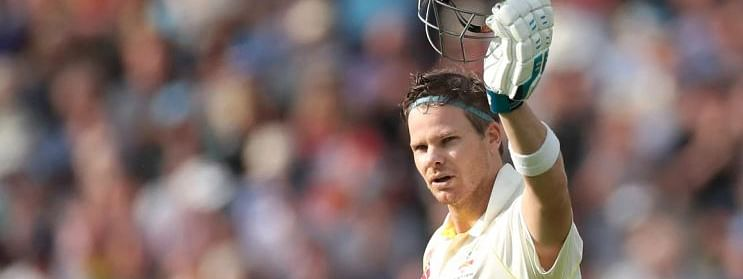 England take control but Steve Smith resists