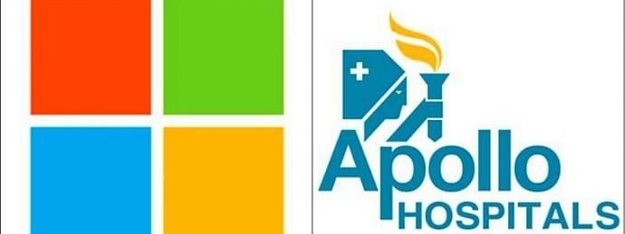 Microsoft partners with Apollo Hospitals