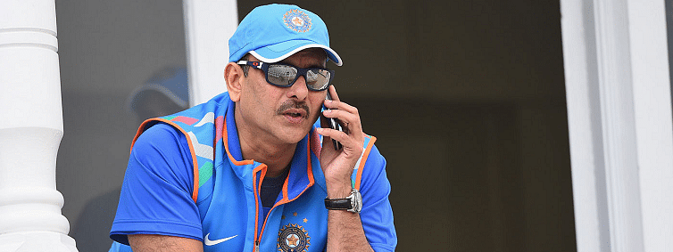Ravi Shastri to continue as head coach of India