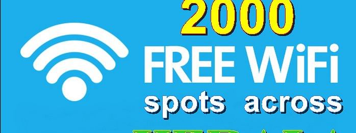 Kerala to have 2000 free Wi-Fi hotspots by Nov 1