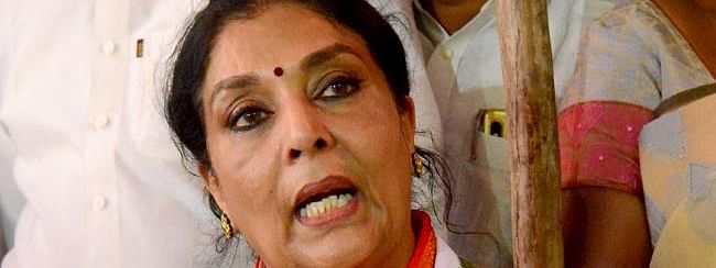 Non bailable warrant against Renuka Chowdhury