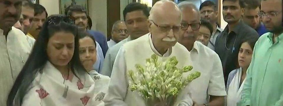 Jaitley will be remembered as soft-spoken, erudite person: Advani