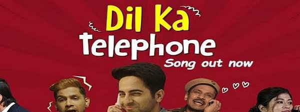 Makers of 'Dream girl' release new song 'Dil Ka Telephone'