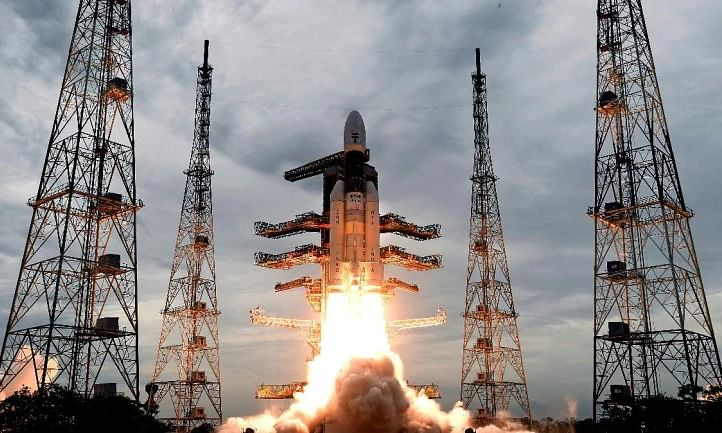 Chandrayaan-2 enters in Moon's orbit