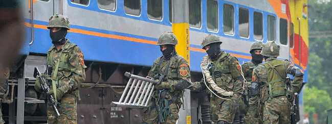 Special commando unit for Railways launched