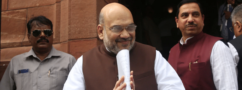 Kashmiri students in difficult situation, D Raja writes to Amit Shah