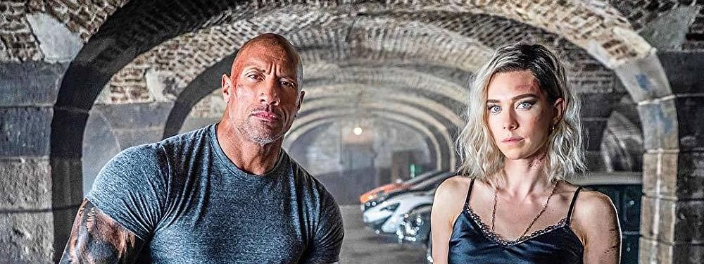 Hobbs and Shaw: Fast Cars, Swag and more!