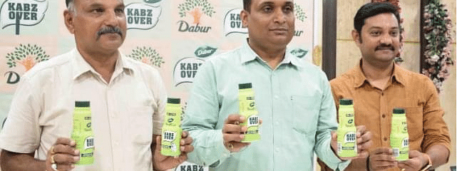 Dabur launches laxative 'Kabz Over' in UP