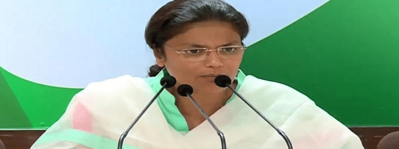 Cong targets Modi, Shah and Irani for silence over Unnao