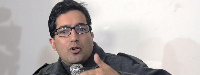 Should Kashmiris also migrate to other places, asks Shah Faesal