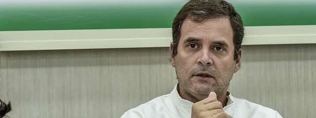 BJP Govt can only destroy', Rahul's attack on economic slowdown