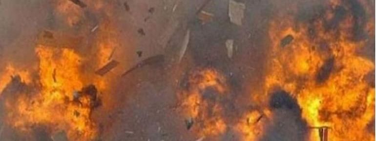Two die in country bomb blast near temple
