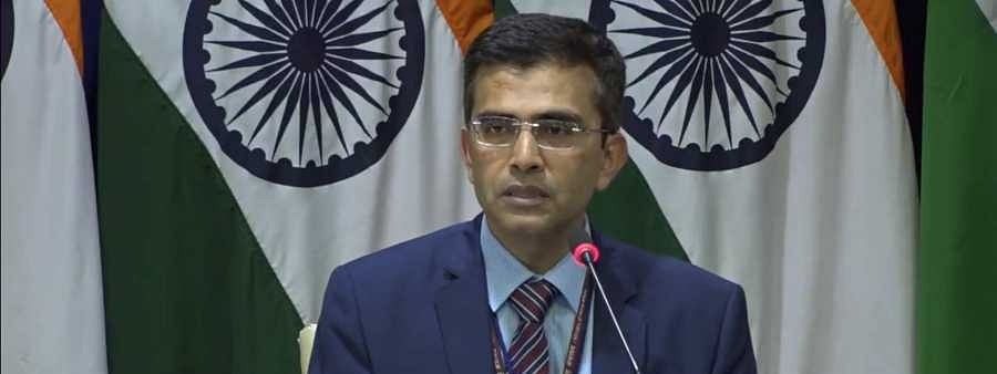 Behave like a normal neighbour and act against terrorism: India to Pakistan