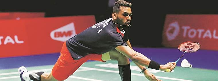 You can't have just one strategy when you play Lin Dan: HS Prannoy