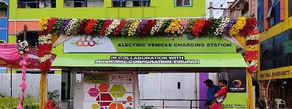 Amara Raja launches EV Battery charging/swapping stations