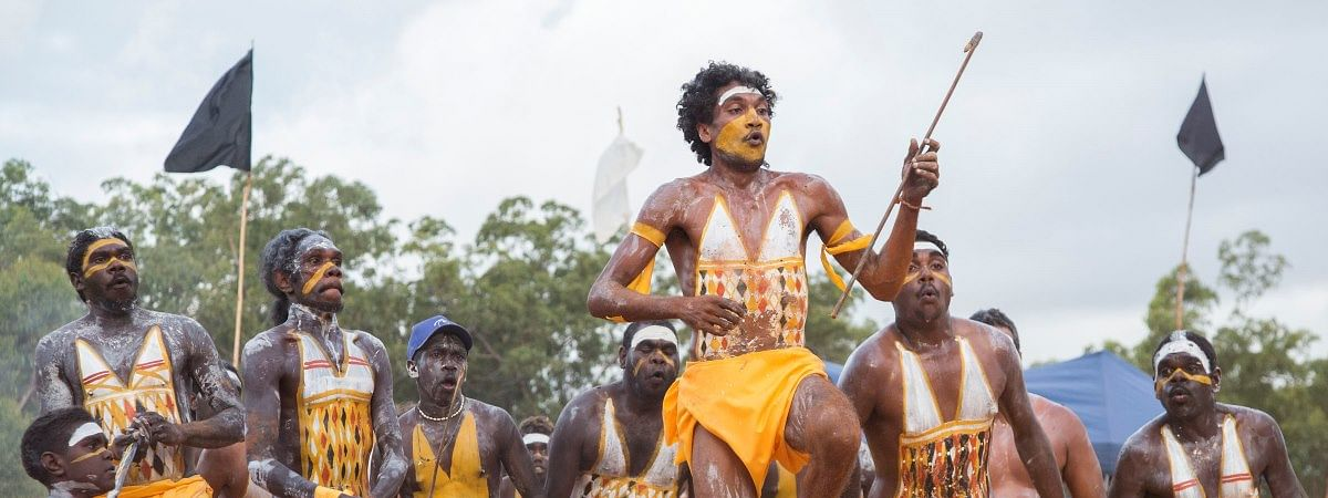 Garma Fest: Australia our rightful place: indigenous activist